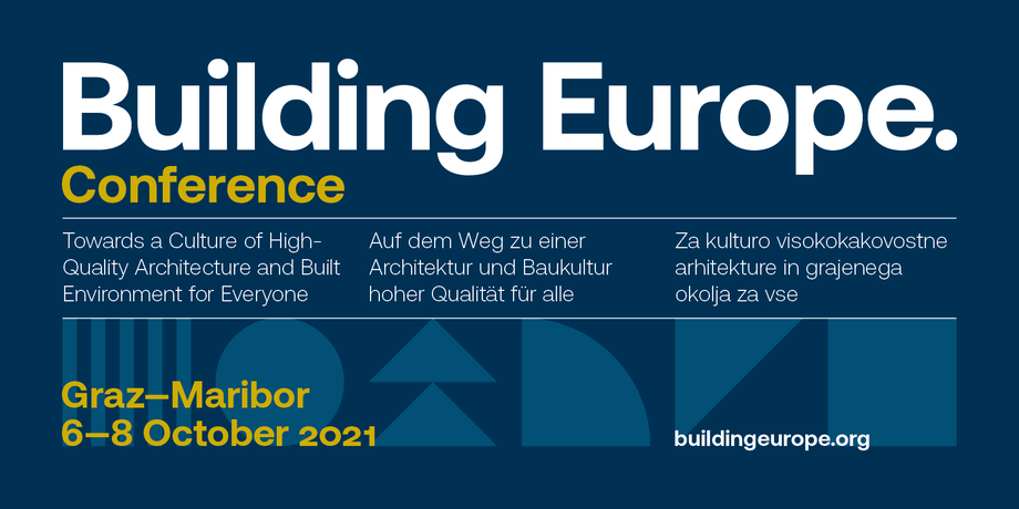 Building Europe Conference