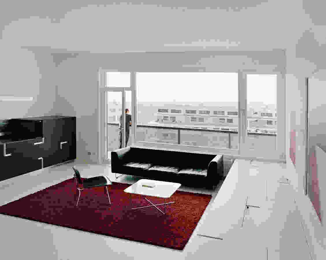 038 city lofts wienerberg Herta Hurnaus 108 interior