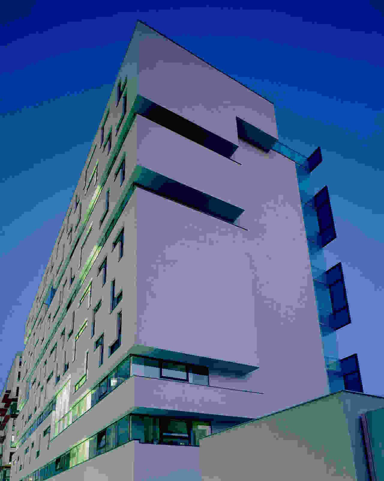 038 city lofts wienerberg Herta Hurnaus 021 exterior