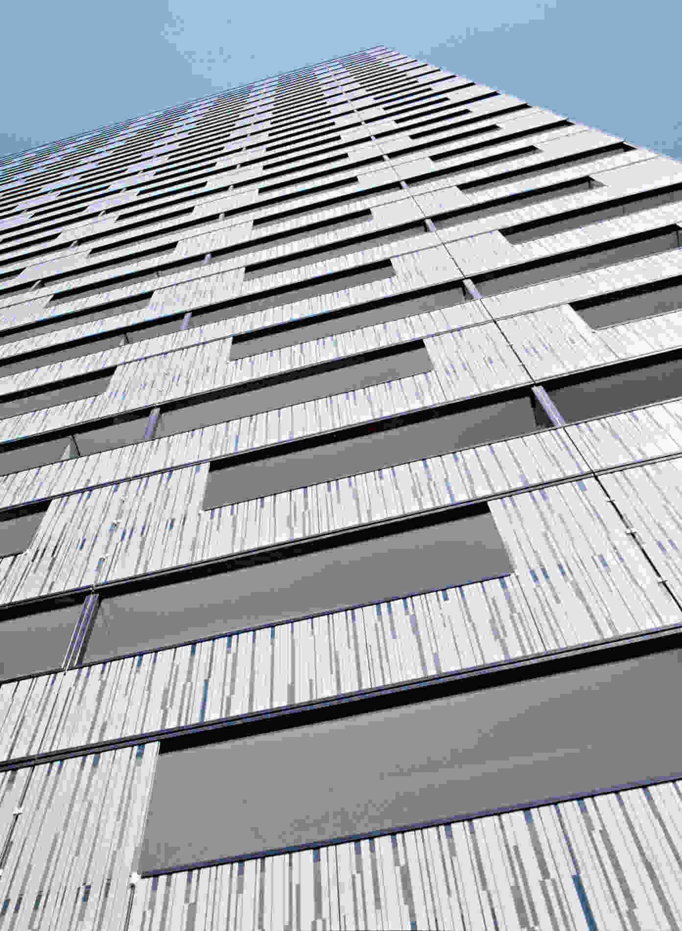039 High Rise Wienerberg Herta Hurnaus 009 facade