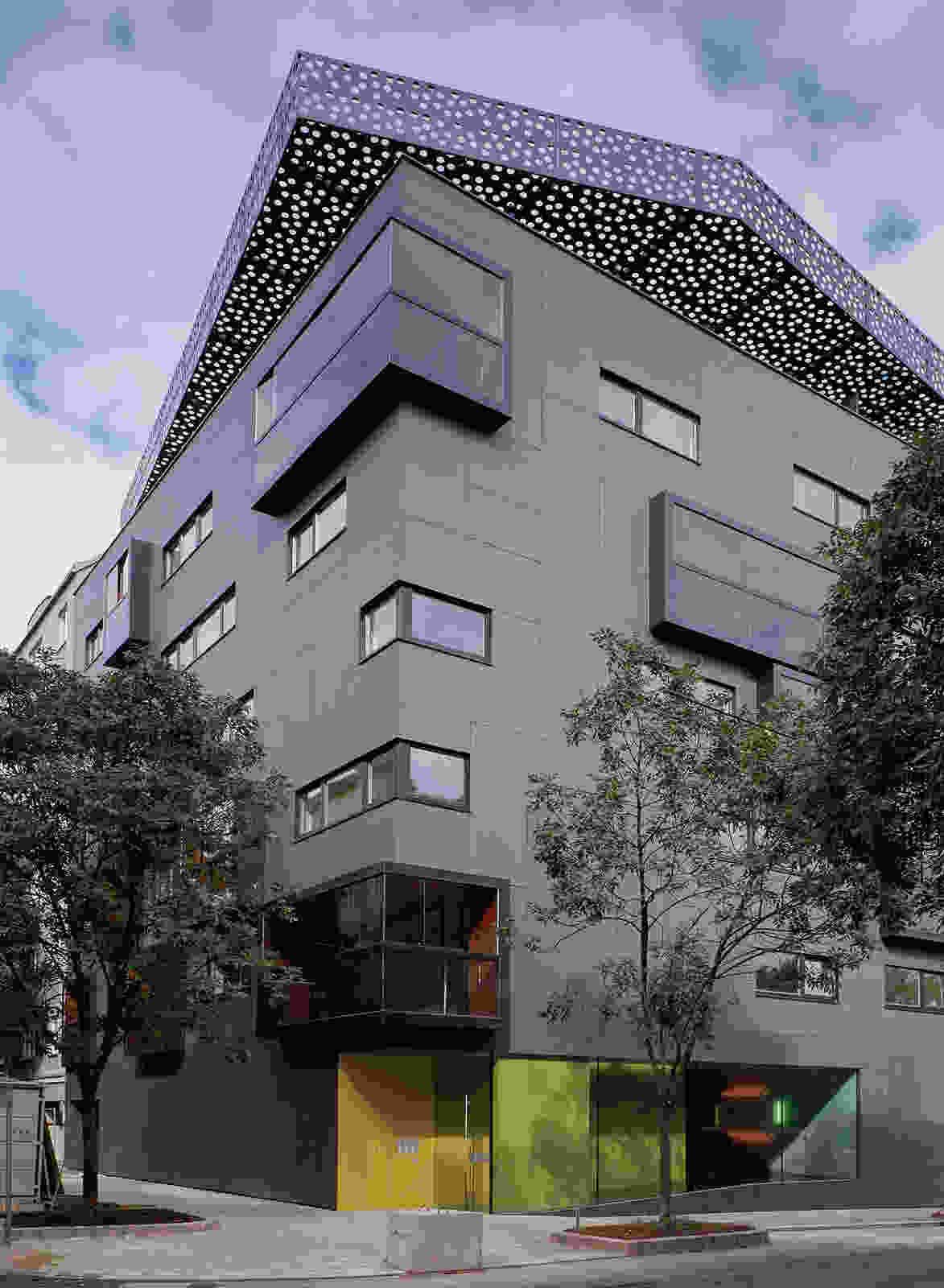 052 Paltramplatz Margherita Spiluttini 004 facade