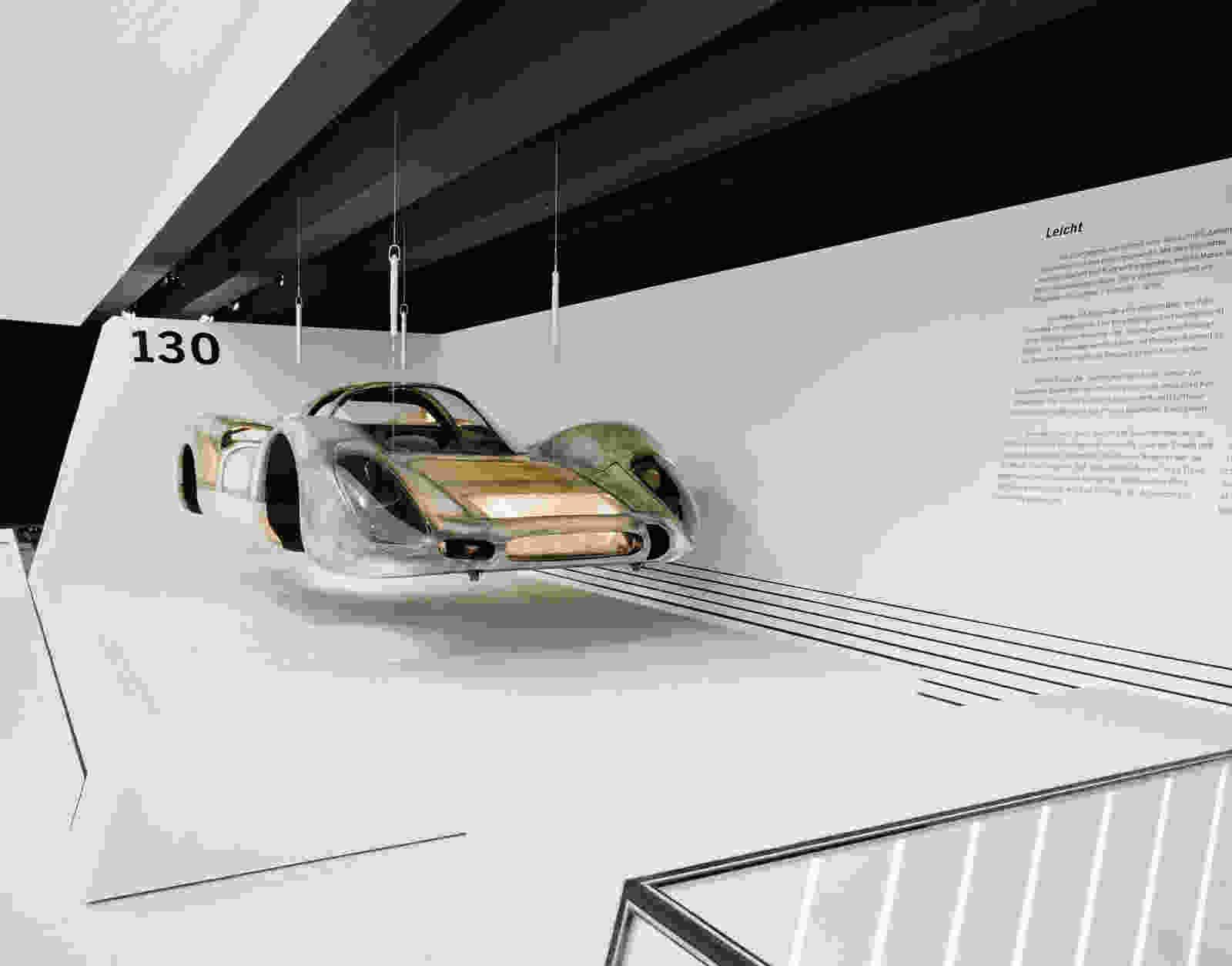 135 Porsche Museum Brigida González 022 interior exhibition
