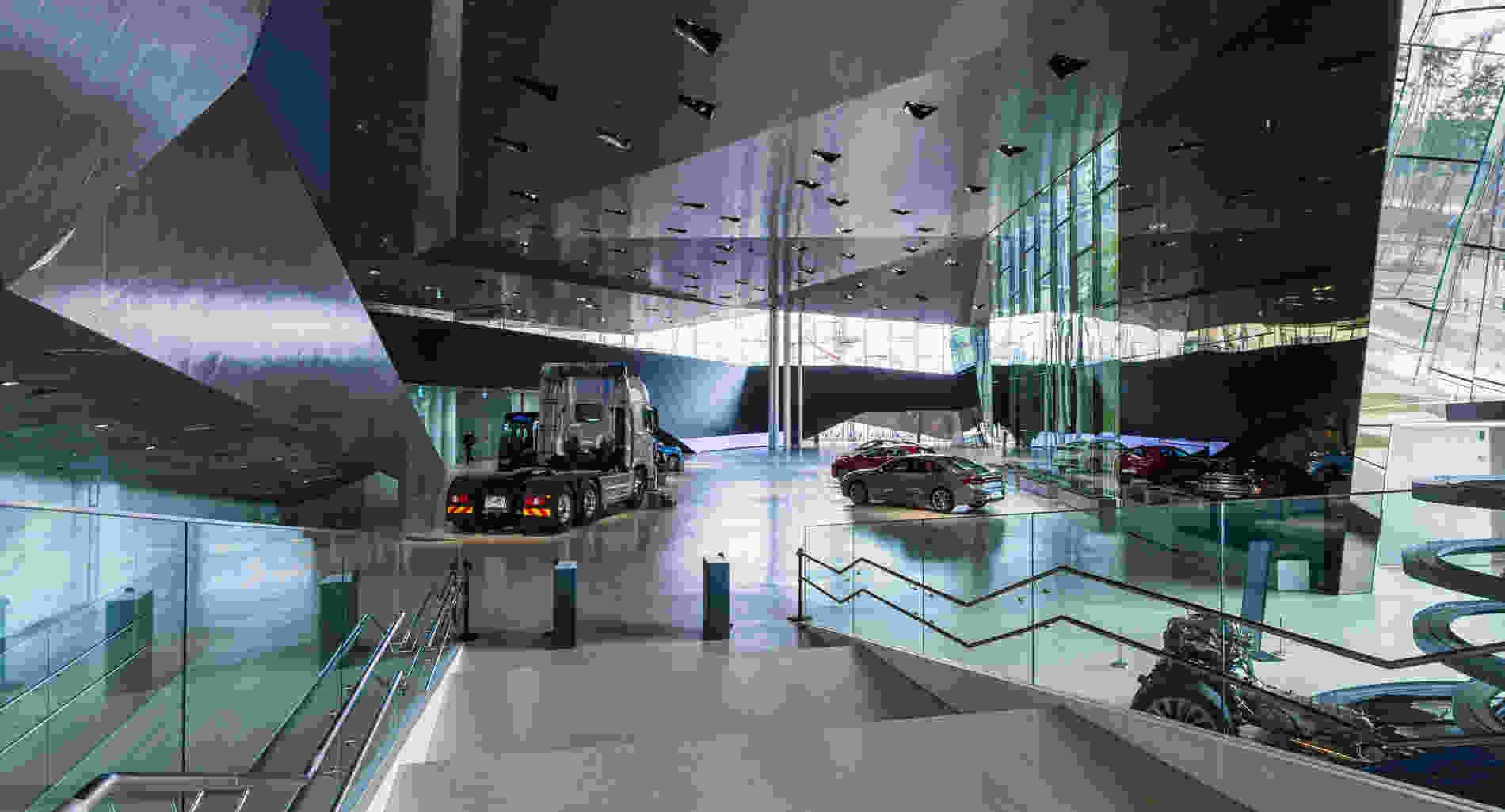 257 Hyundai Motorstudio Goyang Katsuhisa Kida 112 show room
