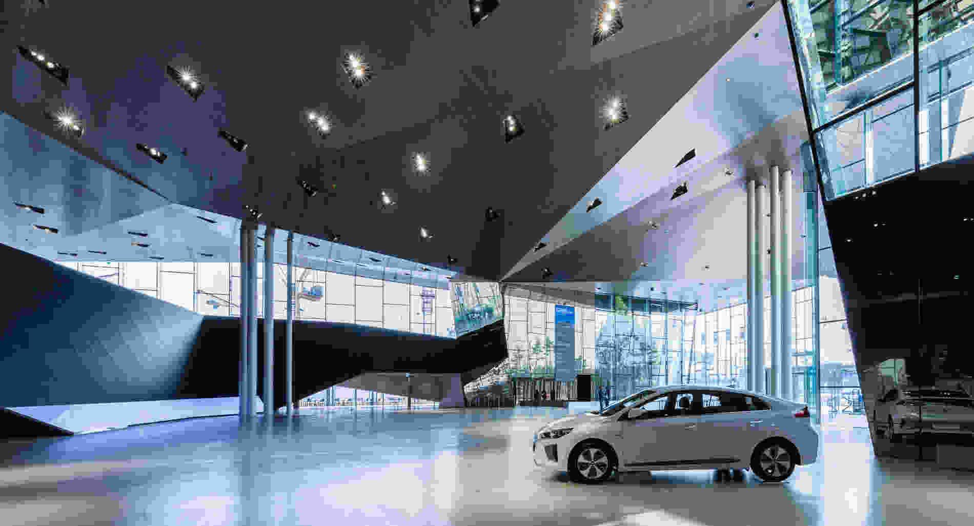 257 Hyundai Motorstudio Goyang Katsuhisa Kida 113 show room