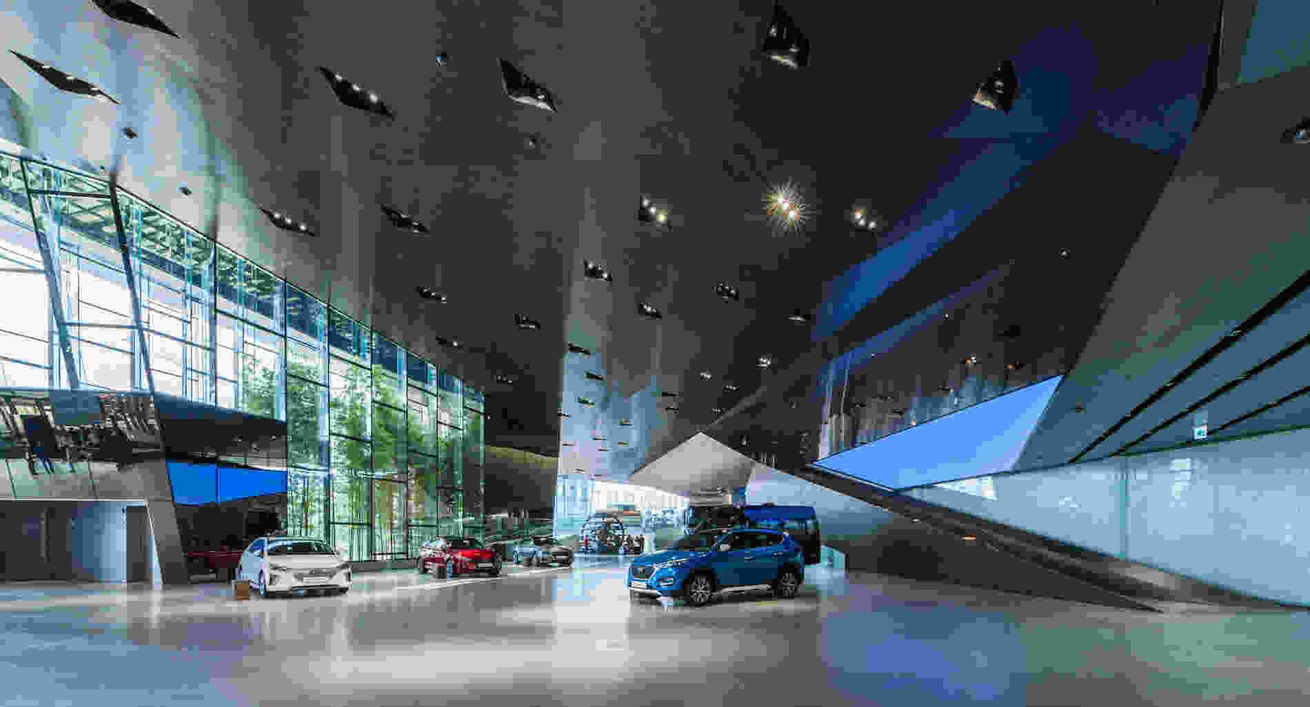 257 Hyundai Motorstudio Goyang Katsuhisa Kida 114 show room