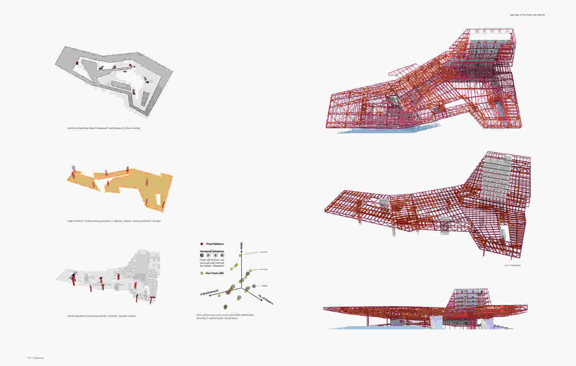 257 Hyundai Motorstudio Goyang structural engineering 001 bollinger grohmann