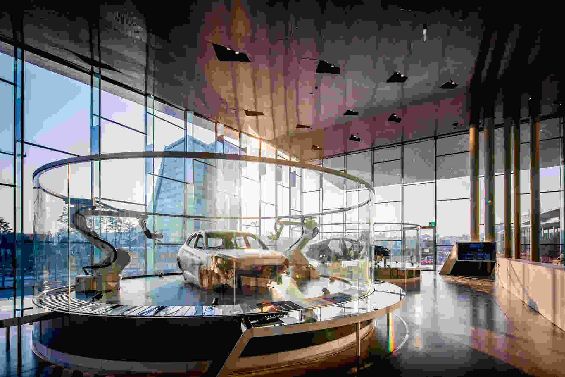 257 Hyundai Motorstudio Goyang Raphael Olivier 6544 exhibition