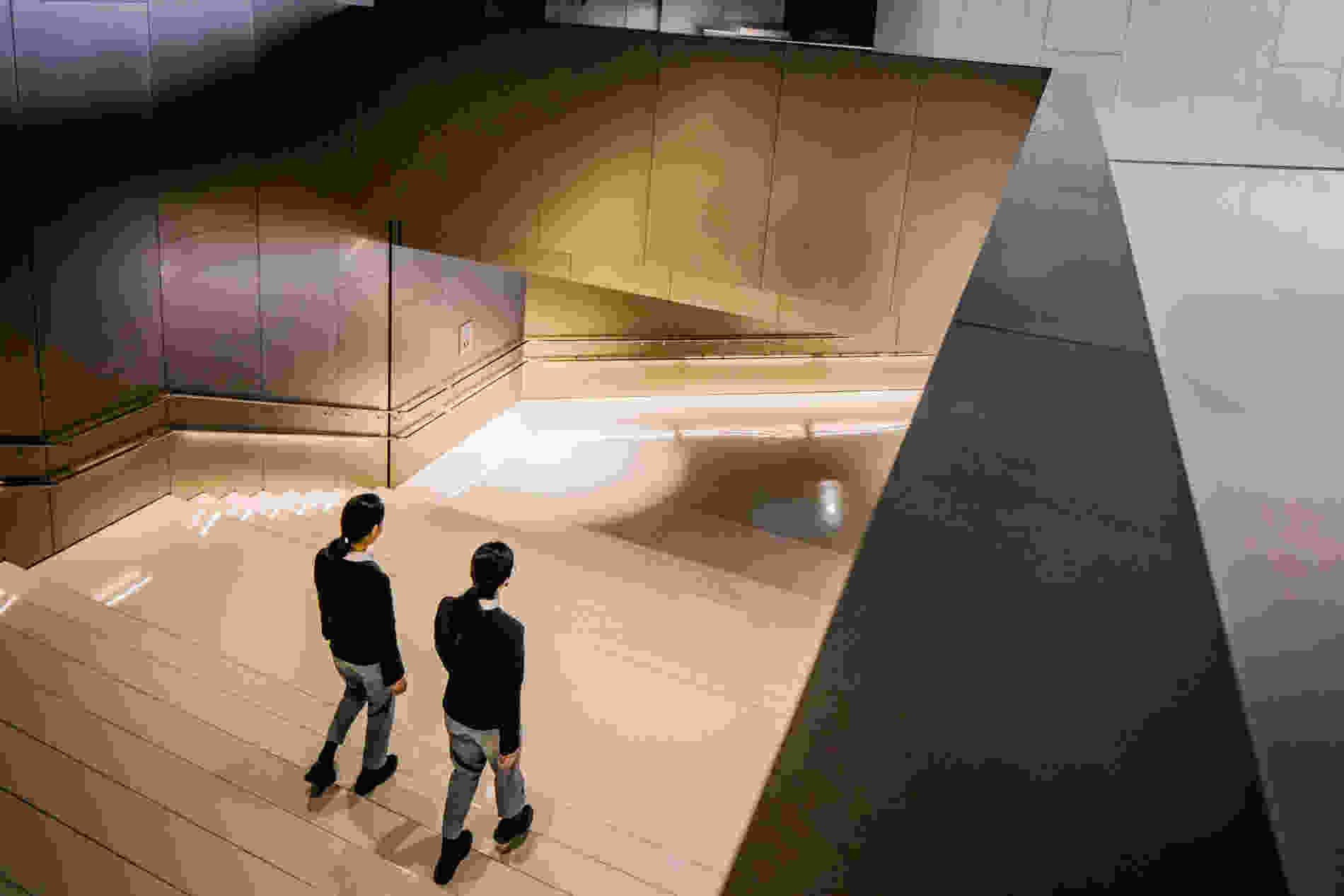 257 Hyundai Motorstudio Goyang Raphael Olivier 6924 interior