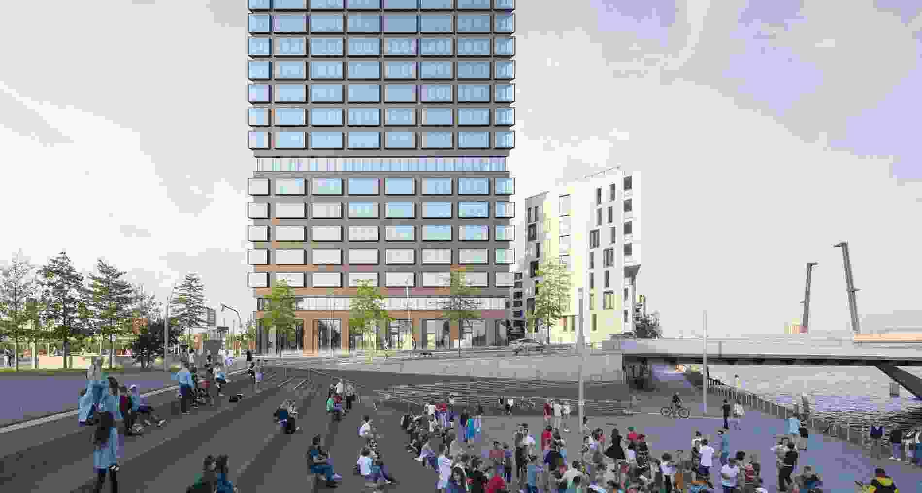 322 Campus Tower Hamburg Piet Niemann 42 2 cover