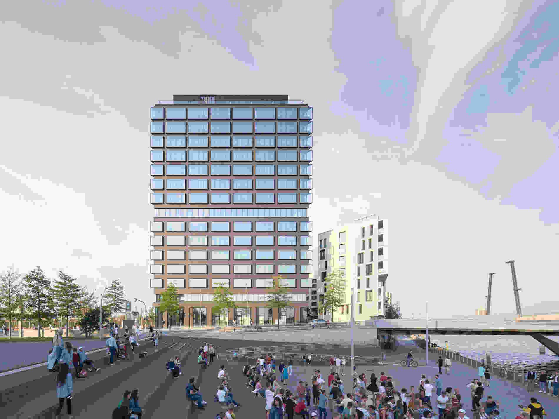 322 Campus Tower Hamburg Piet Niemann 42 2