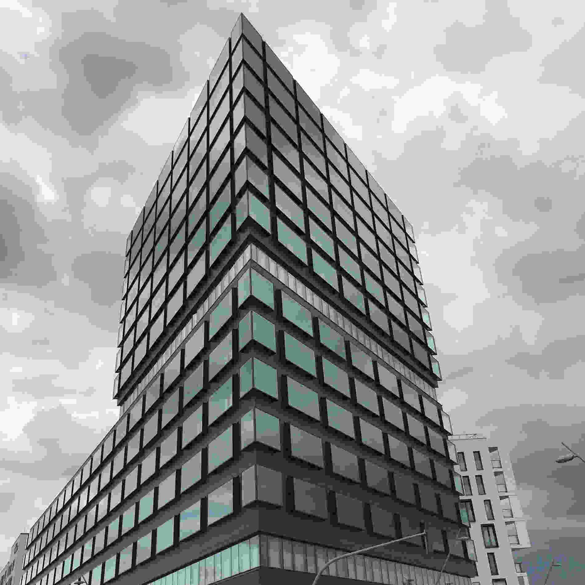 322 Campus Tower Hamburg dm 7699