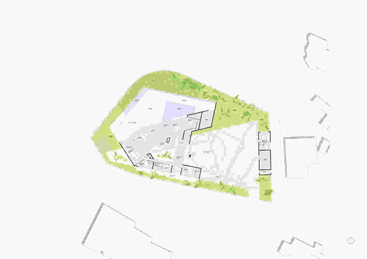 369 dm floor plan level E00 01