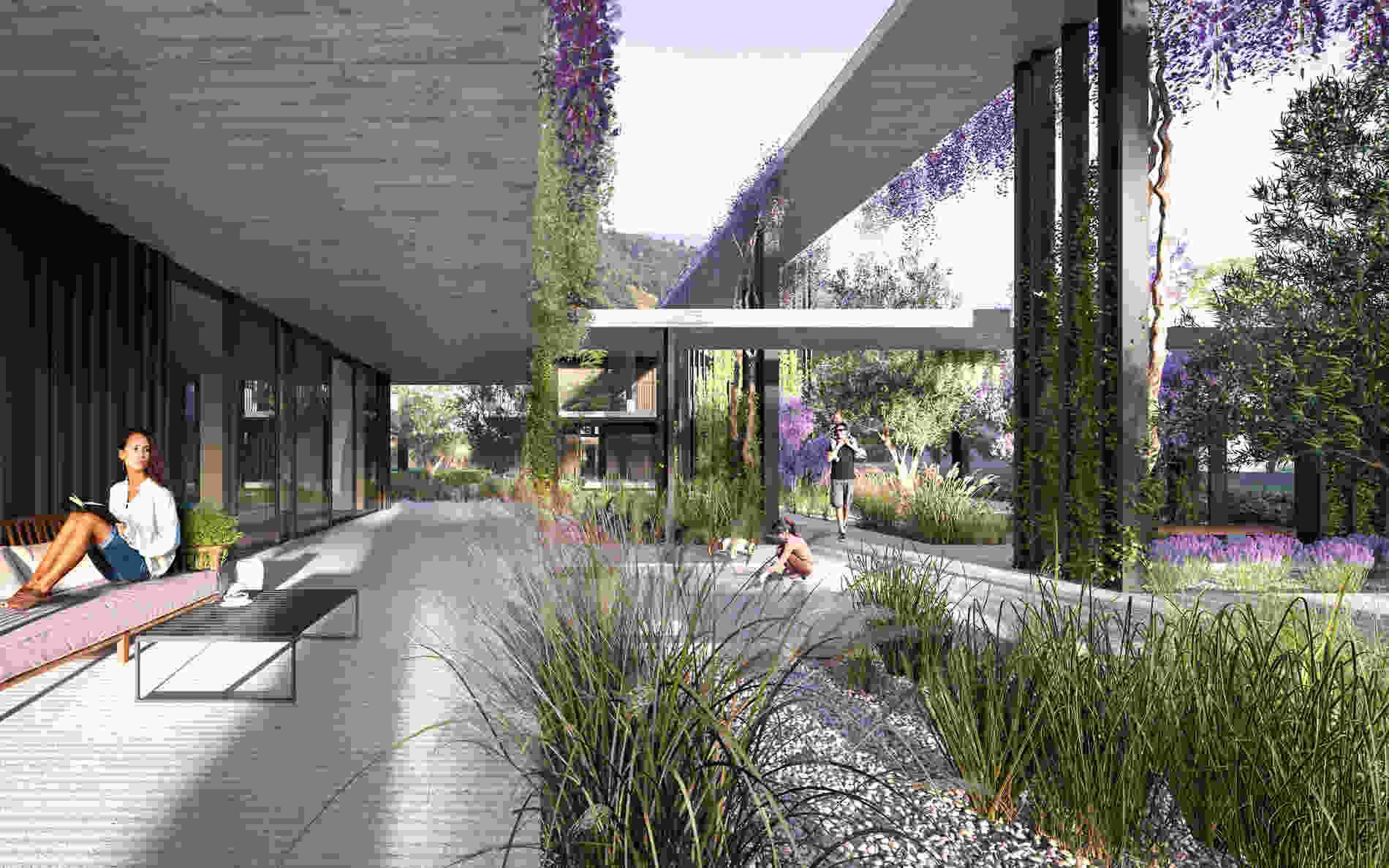 397 ANTONIANUM meran courtyard dm vis 002