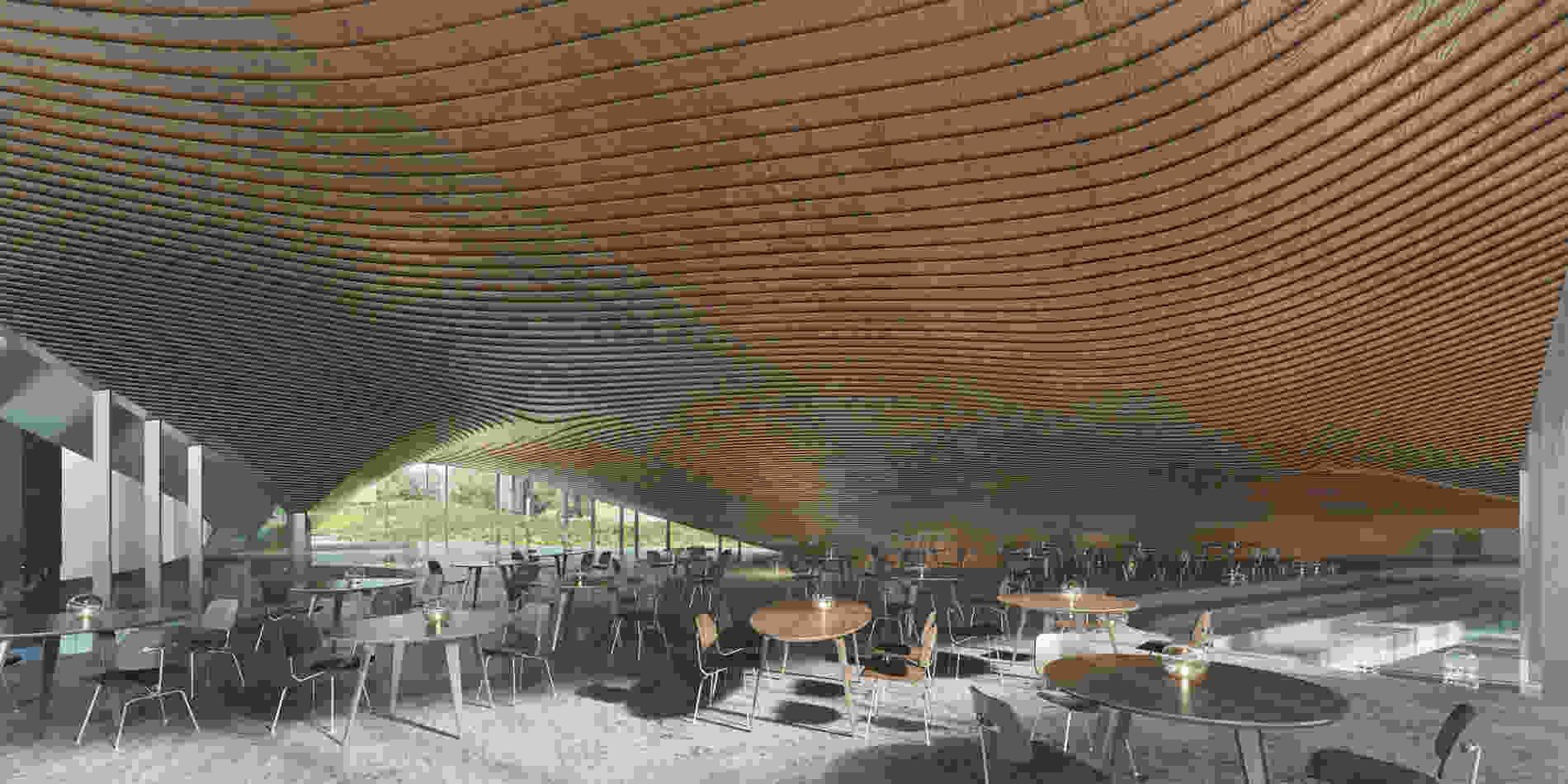 420 Expo Cultural Park Greenhouse Garden SD2 Restaurant