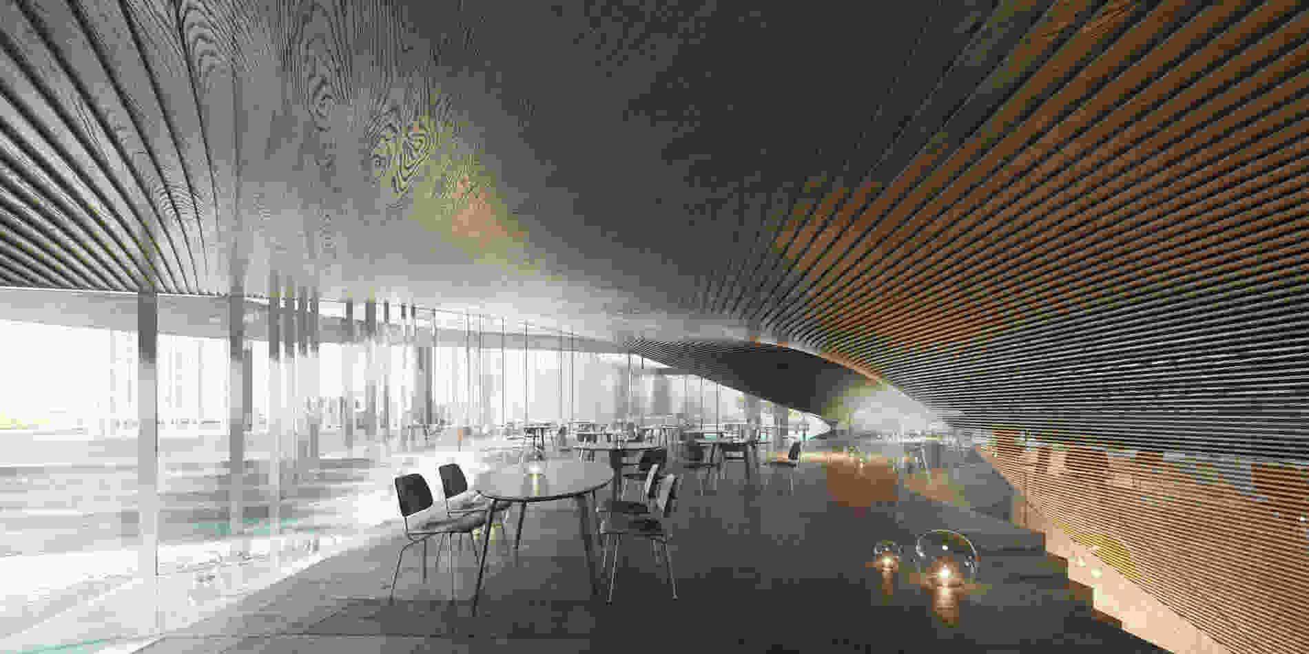420 Expo Cultural Park Greenhouse Garden SD2 Restaurant 02
