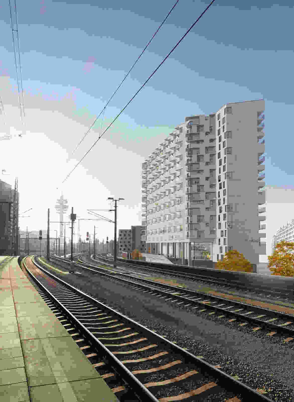 427 Karl Popper Straße dm vis 001 exterior view