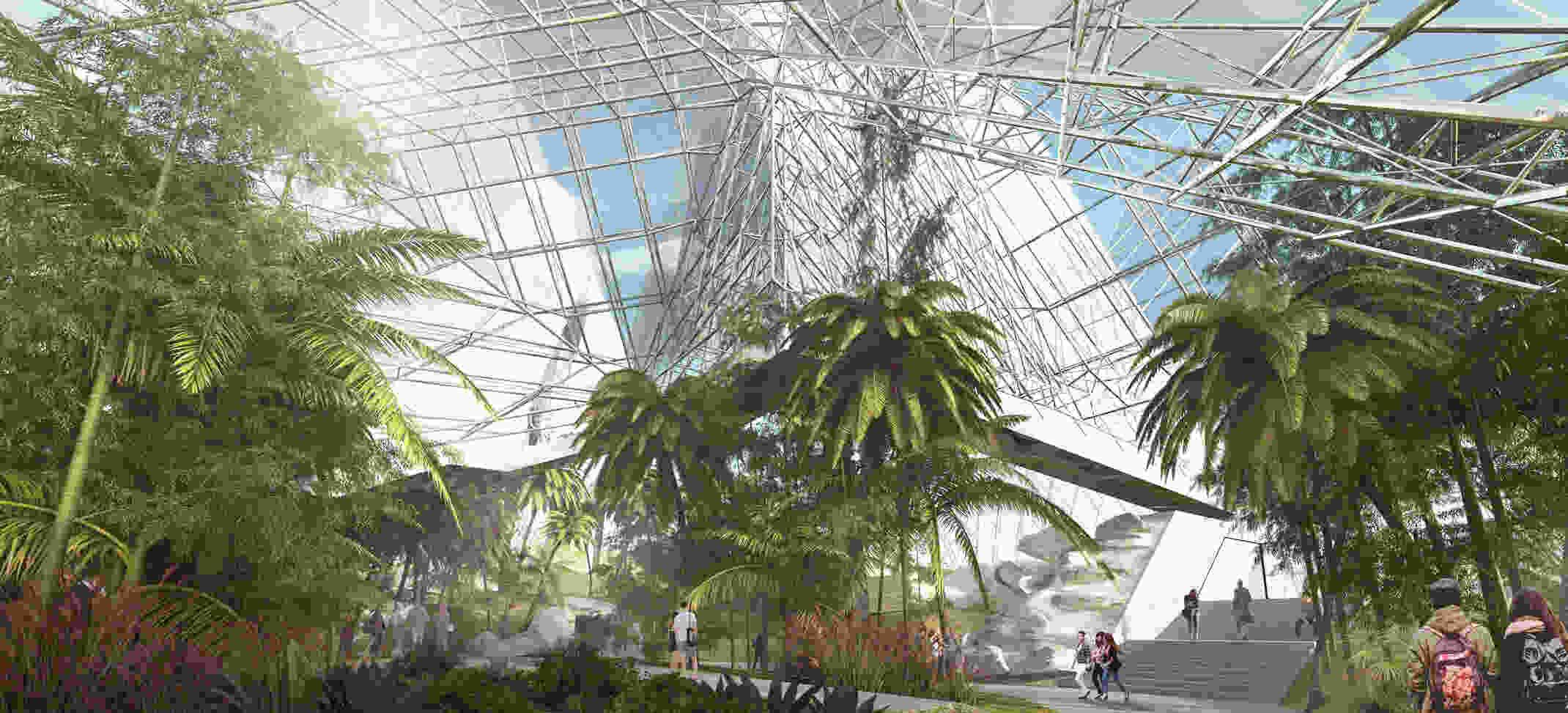 438 dm Greenhouse Ganzhou vis 005 greenhouse interior