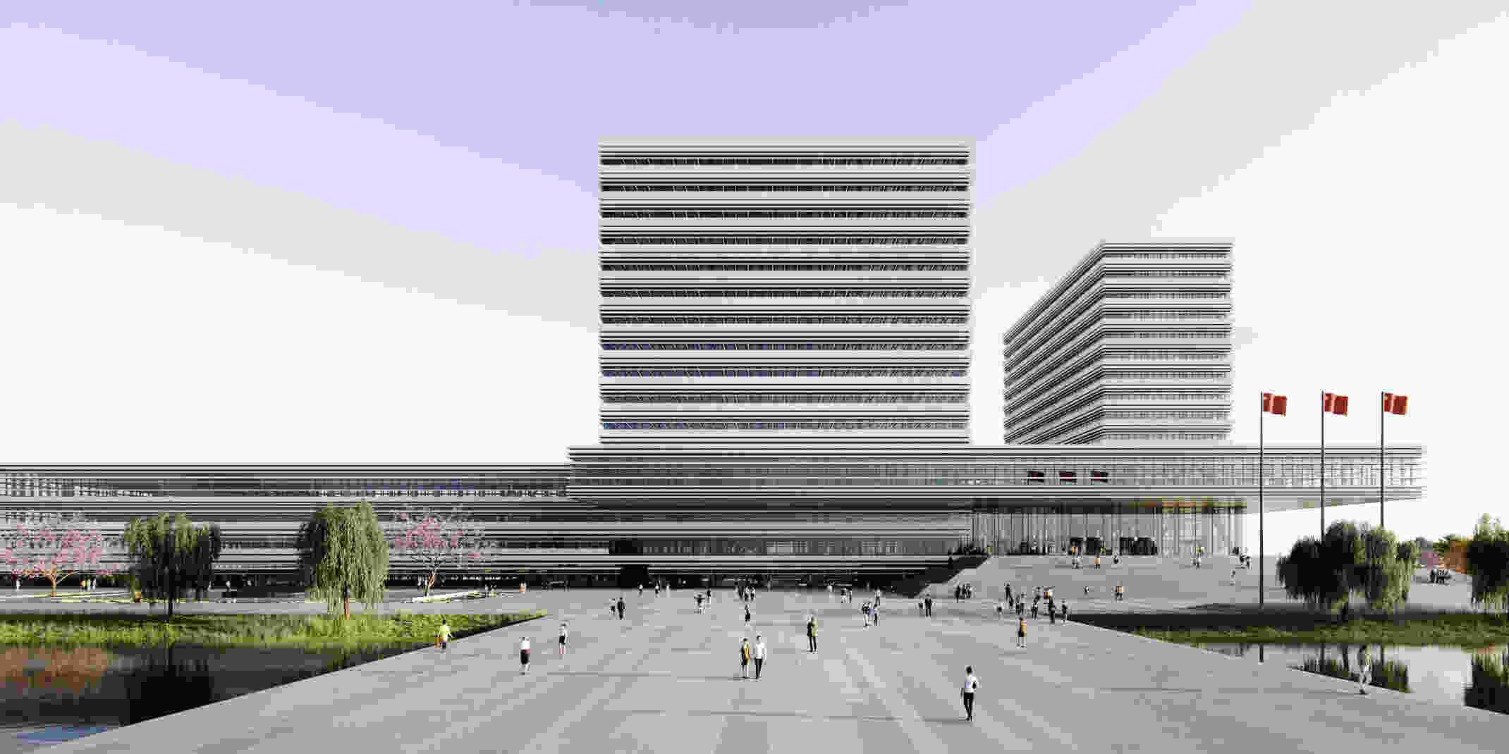 467 dmaa Fengxian Town Hall vis 01
