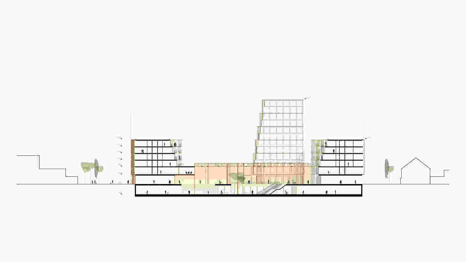 481 dmaa NE Umarkt Bielefeld plan 02 section A A