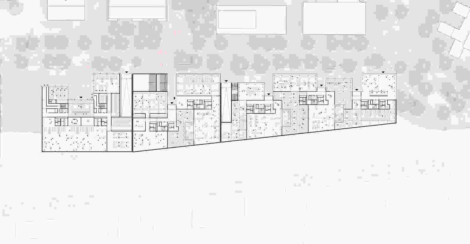 491 dmaa Gasstrasse plan level 00