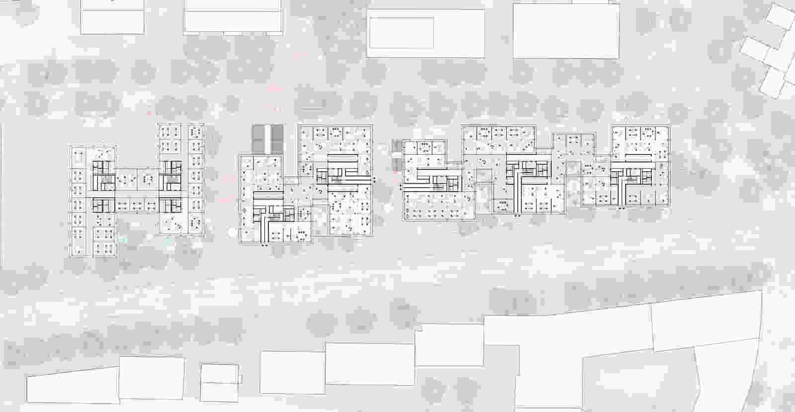 491 dmaa Gasstrasse plan level 01